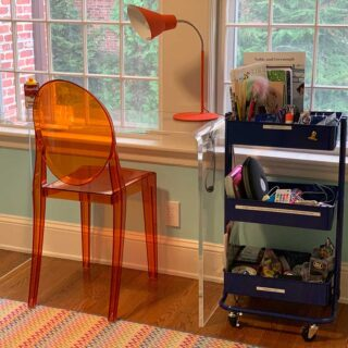 Organize Home School Workspace